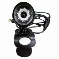 CMOS PC Camera with Real HD 720P, Built-in Microphone Manufactures