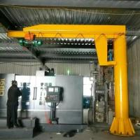 Quality 2019 Best Selling 0.5Ton Jib Crane Installed with Electric Hoist for sale