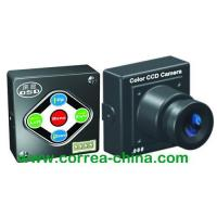 540TVL High Resolution Mini CCD Video Camera with OSD function Manufactures