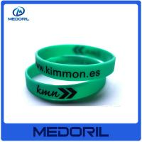 China Manufacturer custom made cheap silicone bracelets one direction silicone bracelets on sale