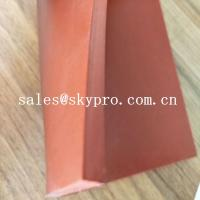 Insulation Natural Latex Rubber Sheets High Temp Anti - abrasion Thick Petrol Resistant Manufactures