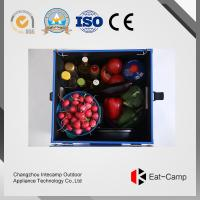 China EATCAMP 4 L - 7.4Kg Outdoor Hiking Portable Cooking Stove Kit With Aluminum Insulation Storage Box For Picnic Party on sale