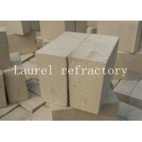Steel Furnaces High Alumina Brick For Refractory , Fire Resistant Bricks Manufactures