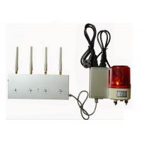 4 Band Cell Phone Signal Detector With Alarm System , Security Services Manufactures