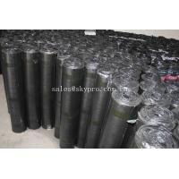 China Fiberglass based SBS Modified Bitumen Waterproofing Membrane / Rubber Sheet Roll on sale