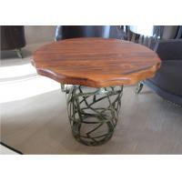 Custom size modern Wooden Coffee Tables for residential decoration Manufactures