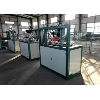 Manual Operation Plastic Disposable Cup Making Machine Various Size Manufactures
