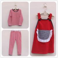 China Free sample child clothes girls clothes sets wholesale clothing newborn baby clothing gift set on sale