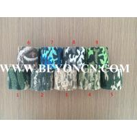 Outdoor Sports Camoflag Printed Cohesive Elastic Bandage 5cm X 4.5m Manufactures