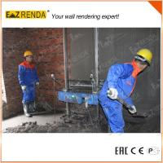 One Coat Render Gypsum Plastering Machine Lime Rendering Machine Manufactures