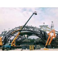 Circus Aluminum Spigot Truss Stage Lighting Scaffolding For Event , Outdoor Concert , Party Manufactures