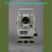 China Optical measuring equipment total station reflectorless and reflector on sale
