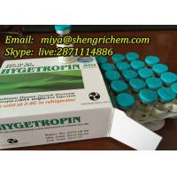 China bodybuilding Legal Human Growth Hormone hgh Jintropin Igtropin hygetropin honest supplier orginal quality on sale