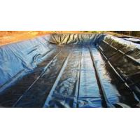 0.8mm smooth hdpe plastic geomembrane Manufactures