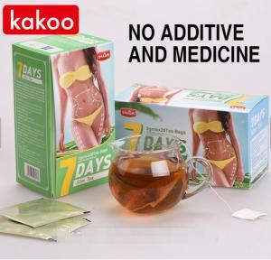 kakoo oem fat burner natural organic herbal lotus new effect easy weight loss quick show slimming tea Manufactures