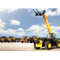 China Diesel XCMG Telescopic Boom Forklift , 82KW Engine Power Rough Terrain Forklift on sale