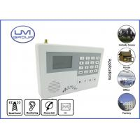 GSM-A110 12VDC 8 Wire Input GSM Home Security Alarm System for House, Office, On / Off Power Manufactures