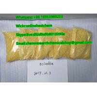 Light Yellow 5cladba Cannabis Research Chenimal Powder Particless Form Top Quality Manufactures