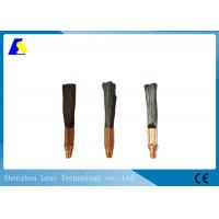 China M6/M8 Welding Carbon Fiber Cleaning Brush Brass / Copper Head Long Lifespan on sale