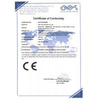 Real Joy Industry Co.,Ltd Certifications
