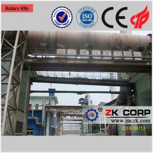 Rotary Kiln for Calcine Limestone, ,Cement, Aluminium,Bauxite