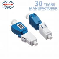 LC UPC Fiber Optic Cable Accessories Single Mode For Testing Equipment