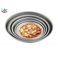 Quality Industry Non Stick Round Cake Mould Pizza Pan Baking Tools / Cake Pan Bakeware for sale