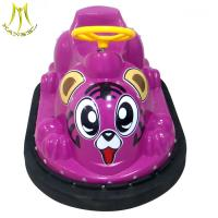 Hansel kids coin operated battery powered electric bumper car Manufactures