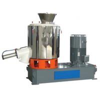 Quality SHR Series High Speed Plastic Mixer Machine For PVC, Resins, PE, PP Material 5 L - 1000 L for sale