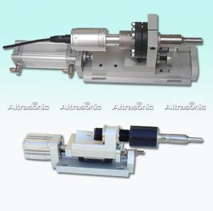 Auto Riveting Rear Mirror Doorknob Ultrasonic Spot Welding Machine Higher Performance Manufactures