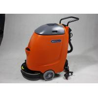 Dycon 17 Inch B Rush Semi - Automatic Floor Scrubber Dryer Machine For Hard Floor Manufactures