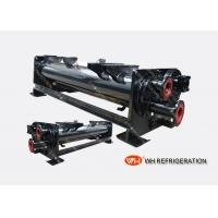 Buy cheap 21KW Dry Shell And Tube Type Evaporator , U Tube Heat Exchanger Carbon Steel from wholesalers
