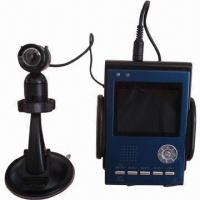 Portable Mobile DVR with CMOS Camera, Works with Rechargeable Battery, Supports GPS  Manufactures