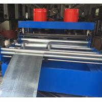 China PLC Control System Cable Tray Roll Forming Machine Chain Driven 13m * 1.4m * 1.4m on sale