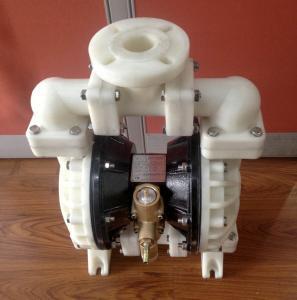 engineering plastics pneumatic diaphragm pump Manufactures