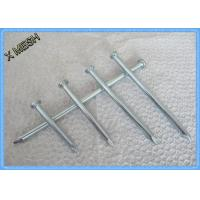 """Buy cheap Q195 BWG9 X 3"""" Galvanized Binding Wire , Smooth Iron Wire Nails Bright Polish from wholesalers"""