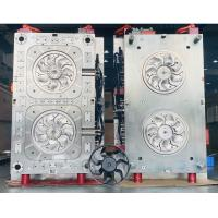 China Automotive Fans Plastic Injection Mold Making With Material PA66 30GF on sale