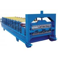 Electric Control Double Layer Roll Forming Machine , Cnc Roll Forming Machine Manufactures