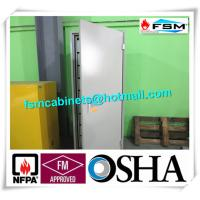 Security Metal Storage Cabinet With Doors , Locking File Cabinet For Diskette / Magnetic Tape Manufactures