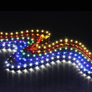 335 SMD LED Christmas light side-eged LED strip light Manufactures