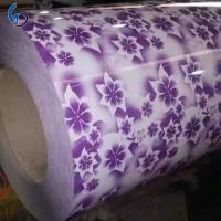 Color Coated Cold Rolled Prepainted Galvanized Steel Coil PPGI Manufactures