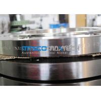 China F316L / 316 Stainless Steel Flange , PLRF ASTM A182 PN16 DN150 Flange on sale