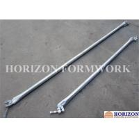 Stable Pin Lock Scaffolding System Vertical Diagonal Brace 2.0m Height Dia 48.3mm Manufactures