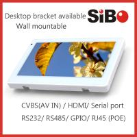 China Q896 7  Smart Home Automation Tablet With Wall Mount Bracket on sale