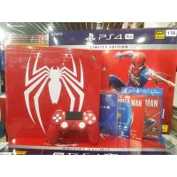 wholesale new  p s4  pro  console /god of war spiderman edition Manufactures