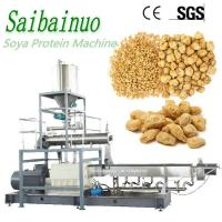 Extruder Soya Fully Automatic Tsp Machine Meat Analog Food Processing Line Manufactures