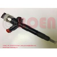 Original Euro 3 Toyota Hilux Fuel Injectors Assembly 095000 8740 23670 0L070 Manufactures