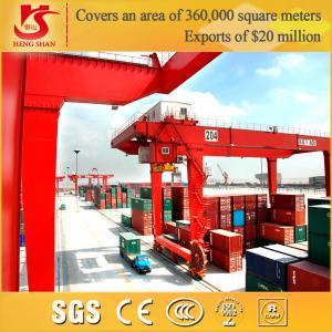 China gantry crane container crane U-frame port application container crane on sale