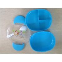 Food Grade Bento Lunch Box Food Container ECO Friendly 15 * 13 * 8.5cm Manufactures
