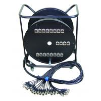 XLR Snake Cable Round Wire 20 Channels And 4 Channels Returns CD8151 Manufactures
